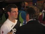 Handball-Nationalspieler Florian Kehrmann im Interview.